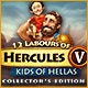 12 Labours of Hercules V: Kids of Hellas Collector's Edition Game