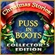 Christmas Stories: Puss in Boots Collector's Edition Game