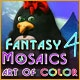Fantasy Mosaics 4: Art of Color Game