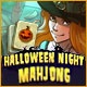 Halloween Night Mahjong Game