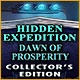 Hidden Expedition: Dawn of Prosperity Collector's Edition Game