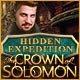 Hidden Expedition: The Crown of Solomon Game
