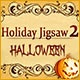 Holiday Jigsaw Halloween 2 Game