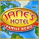 Jane's Hotel: Family Hero Game