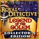 Royal Detective: Legend Of The Golem Collector's Edition Game