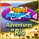 Travel Mosaics 4: Adventures In Rio Game