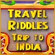 Travel Riddles: Trip to India Game