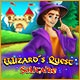 Wizard's Quest Solitaire Game