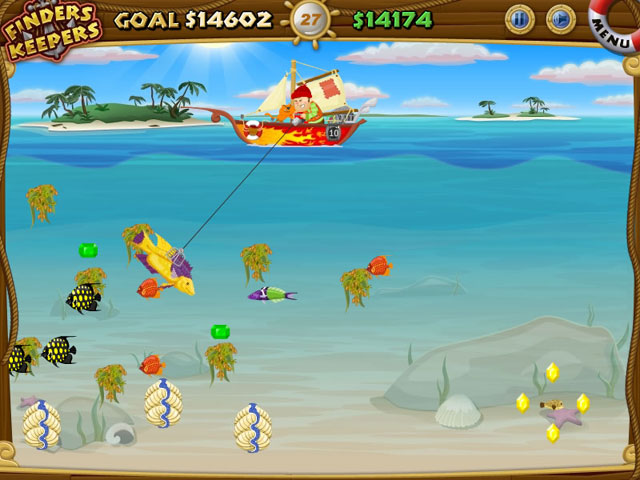 finders keepers 2 game