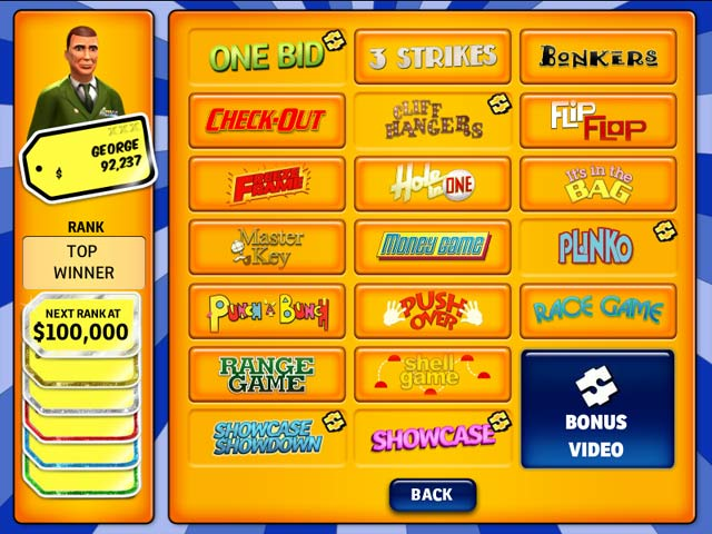 The price is right PC game trial
