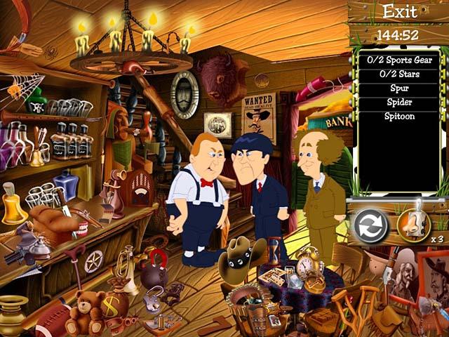 free treasure hunt games