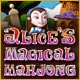 Alice's Magical Mahjong Game