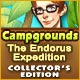 Campgrounds: The Endorus Expedition Collector's Edition Game