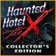 Haunted Hotel: The X Collector's Edition Game