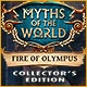 Myths of the World: Fire of Olympus Collector's Edition Game