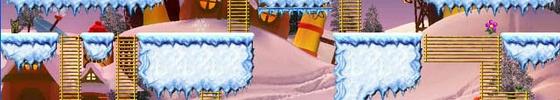 Play Super Granny Winter Wonderland